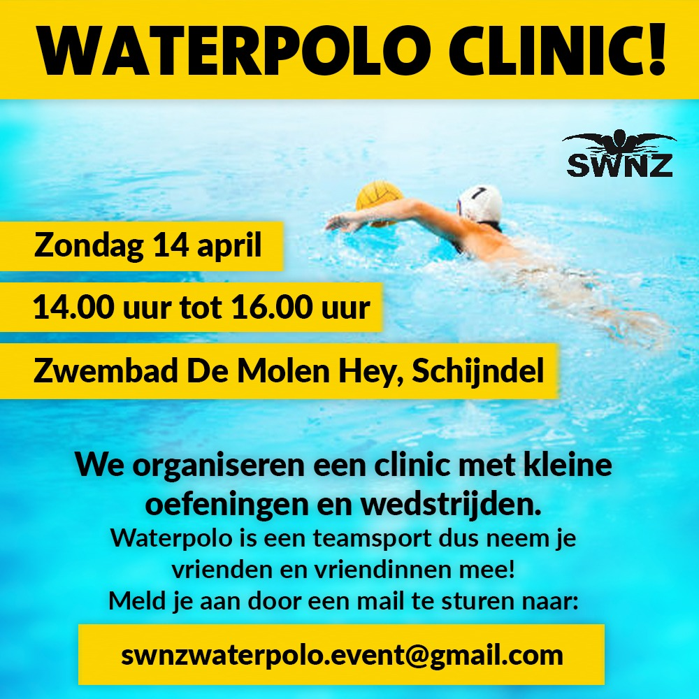 waterpolo clinic